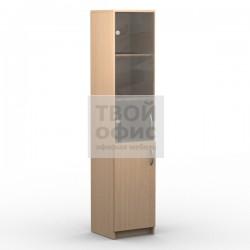 Шкаф колонка комбинированая