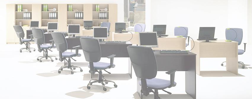 Офисная мебель для персонала Simple легно светлый темный