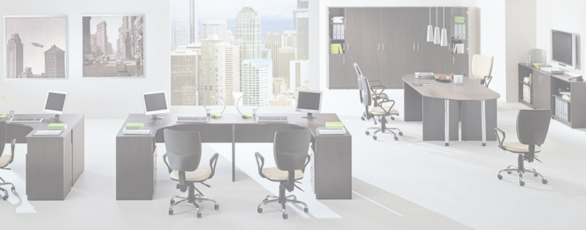Офисная мебель для персонала Simple легно темный