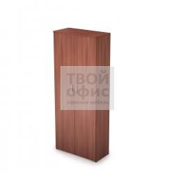 Шкаф для одежды с фасадом