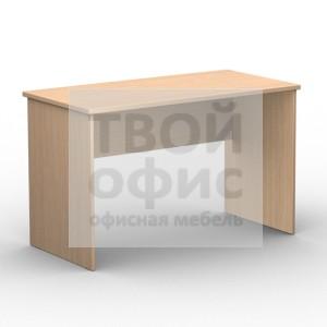 Стол письменный прямой офисный
