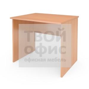 Стол рабочий прямоугольный офисный