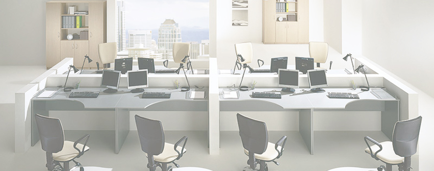 Офисная мебель для персонала Simple легно светлый